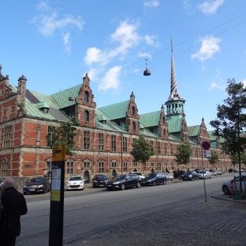 Kopenhagen - Alte Börse