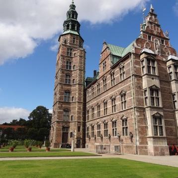 Kopenhagen - Schloss Rosenborg