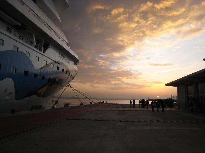 Palma - Im Hafen