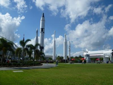 Port Canaveral - Raketenpark