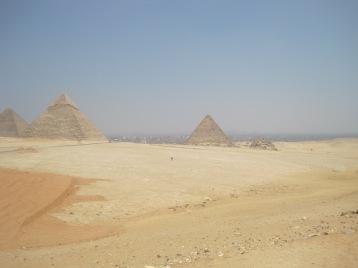 Pyramiden & Kairo