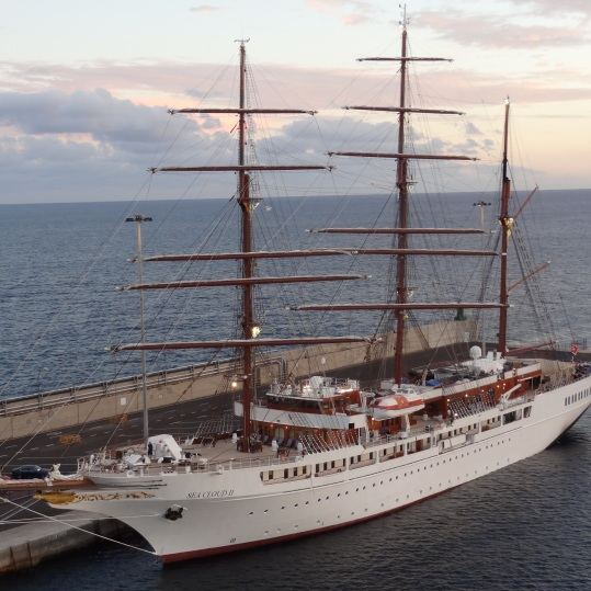 Sea Cloud 2