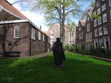 Amsterdam- Begijnhof