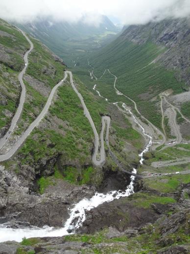 Andalsnes - Trollstigen