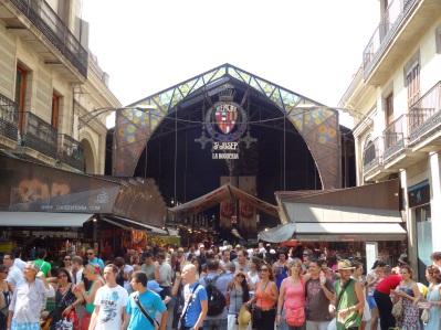Barcelona - St. Josep