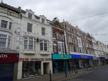 Dover - Innenstadt
