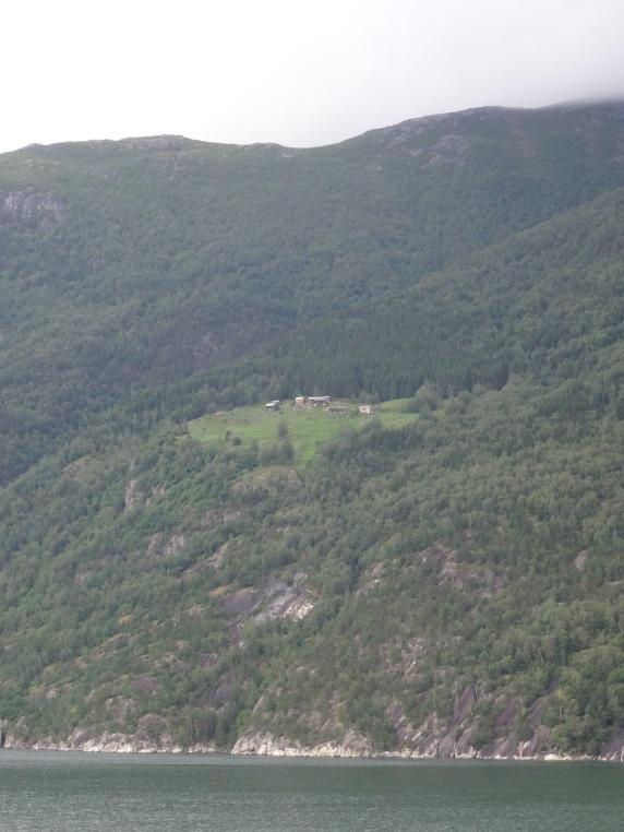 Eidfjord - Bergbauernhof