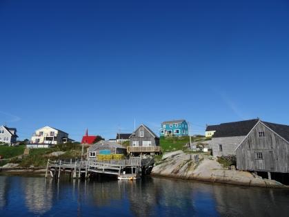 Halifax - Peggys Cove
