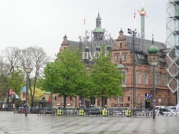 Kopenhagen - Freizeitpark Tivoli