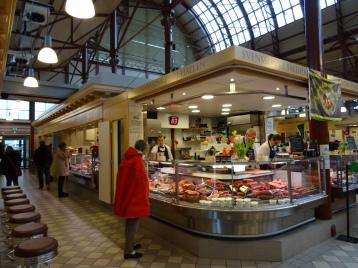 Markthalle in Göteborg