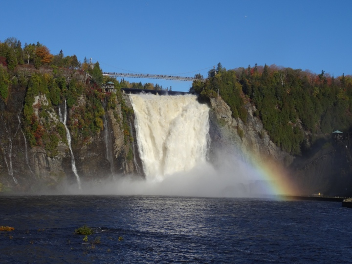 Quebec- Montmorency-Fall