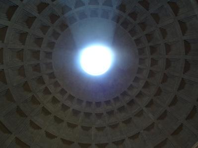 Rom - Kuppel des Pantheons