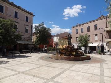 Sardinien - Brunnen in Olbia
