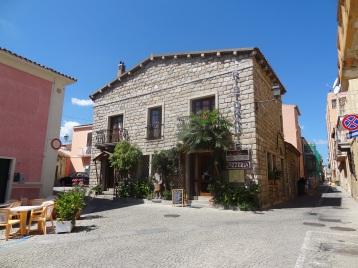 Sardinien - Innenstadt von Olbia