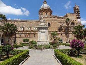 Sizilien - Kathedrale von Palermo
