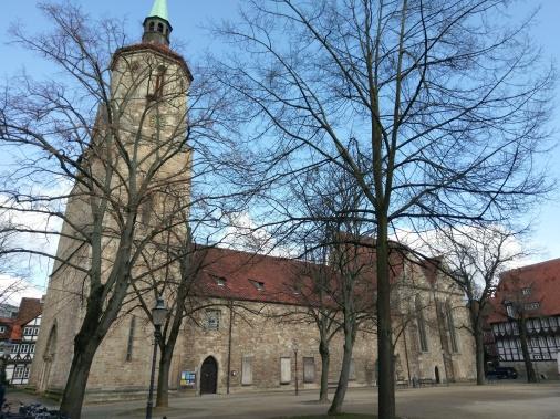 St. Magni Kirche