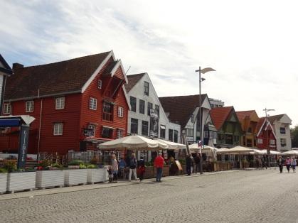 Stavanger - Hafenkneipen
