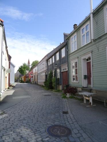 Trondheim - Altstadt