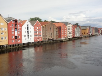 Trondheim - Speicherstadt