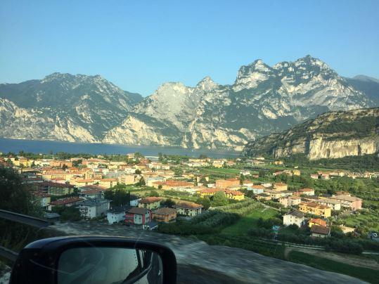 Gardasee - Fast angekommen