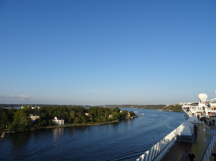 stockholm auslaufen