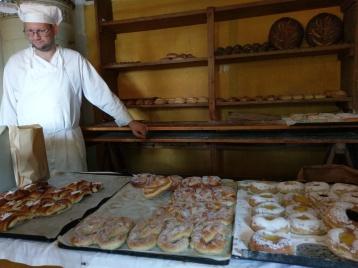 stockholm skansen-bäckerei