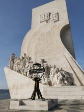 2. Tag Lissabon - Das Seefahrerdenkmal