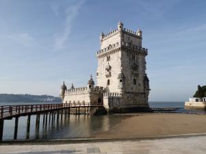 2. Tag Lissabon - Der Turm von Belem