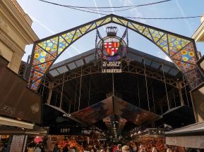 Barcelona - Mercat de Sant Josep