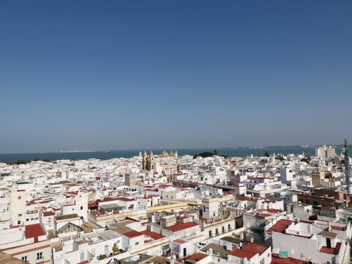 Cadiz - Der schönste Ausblick