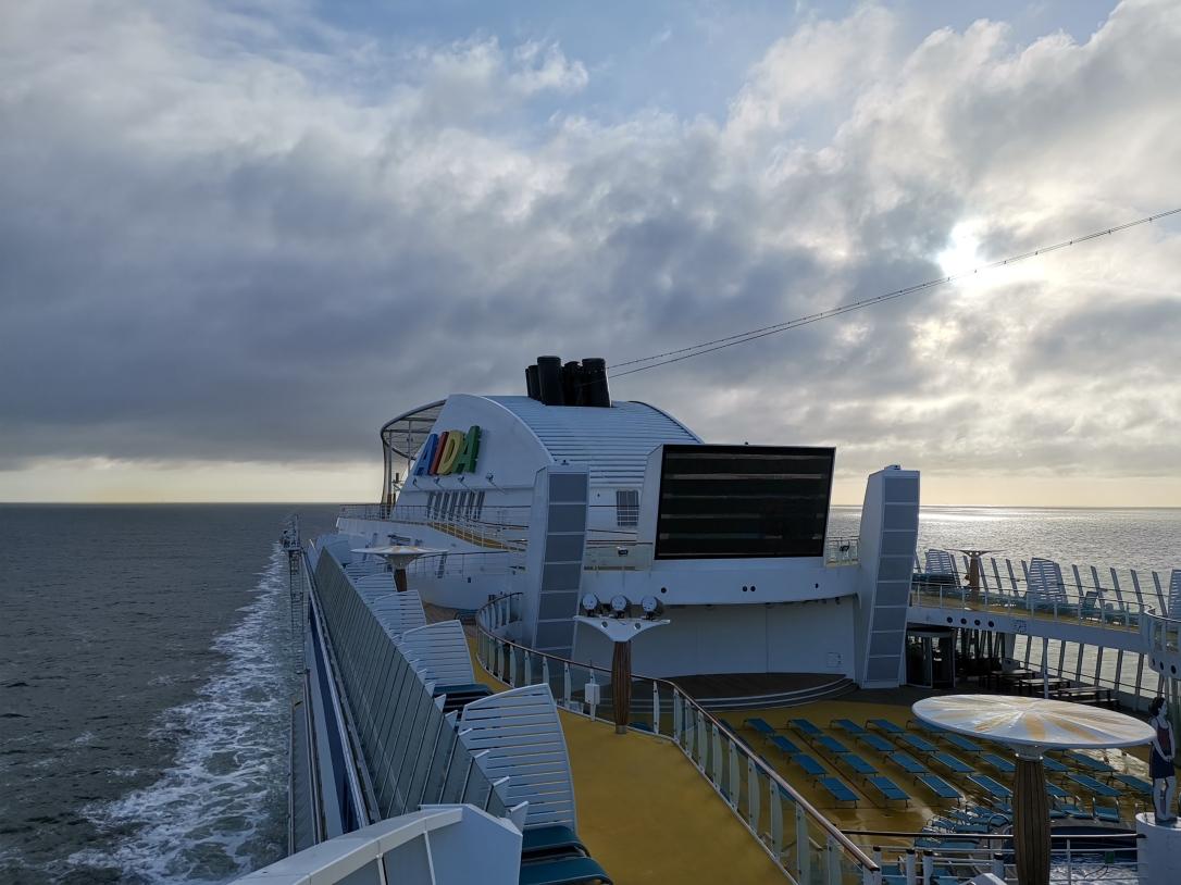 Auf dem Weg nach Dover