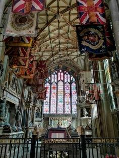 Ein Blick ins Innere der Kathedrale