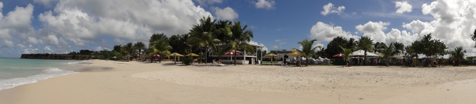 Antigua - Strandeindrücke I