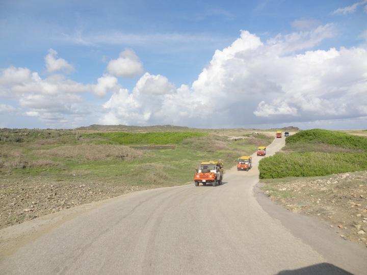 Aruba - Jeepsafari