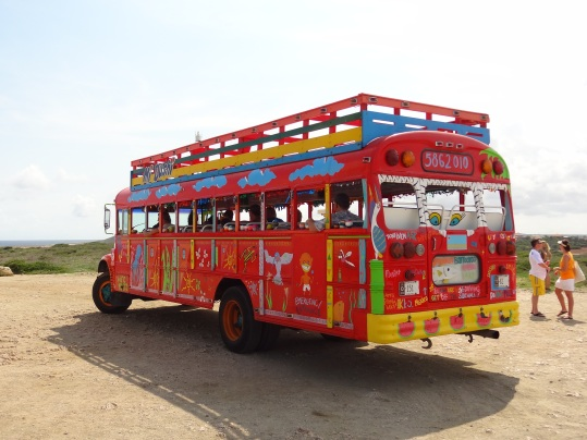 Aruba - Partybus