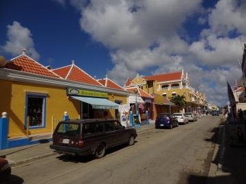 Bonaire - Einkaufsstraße