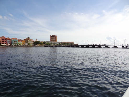 Curacao - Fußgängerbrücke
