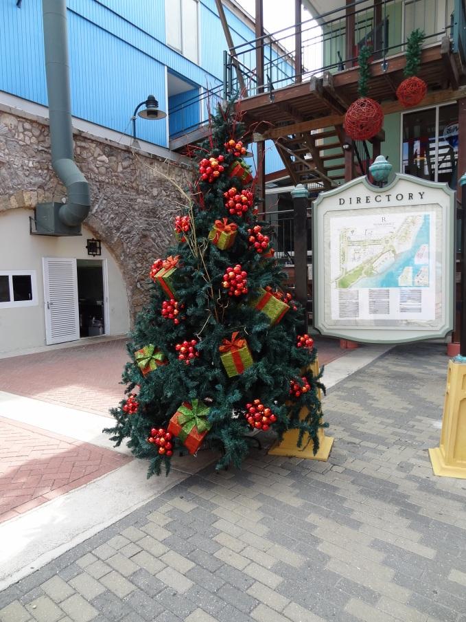 Curacao - Weihnachtsstimmung