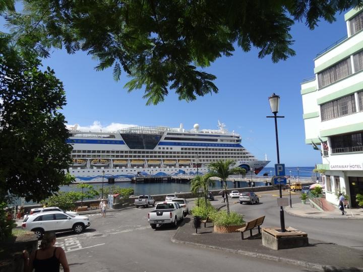 Dominica - AIDAluna