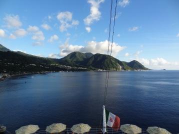 Dominica - Blick vom Schiff