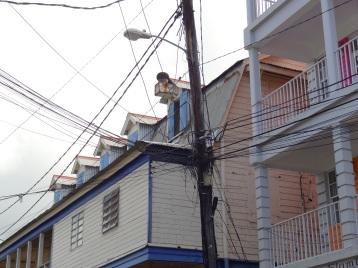 Dominica - Stromversorgung