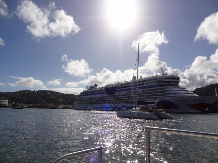 St. Lucia - AIDAluna