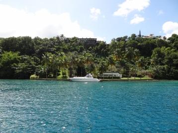 St. Lucia - Schnorchelausflug I