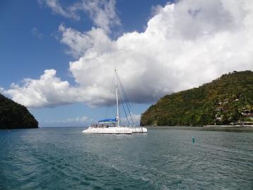 St. Lucia - Schnorchelausflug