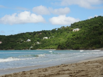 Tortola - Strand