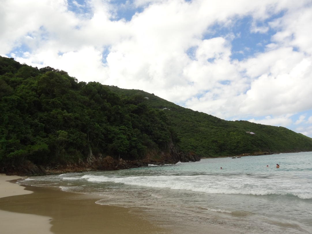 Tortola - Stranseindrücke I