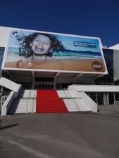 Ohne Stars - Der Rote Teppich in Cannes