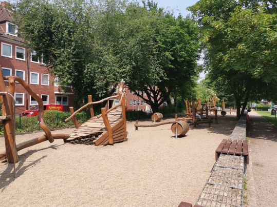 Emden - Abenteuerspielplatz