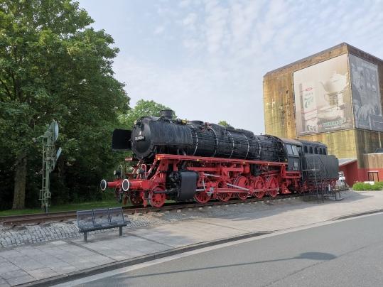 Emden - Dampflock