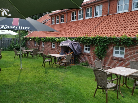Gasthuus Ulenhoff - Garten